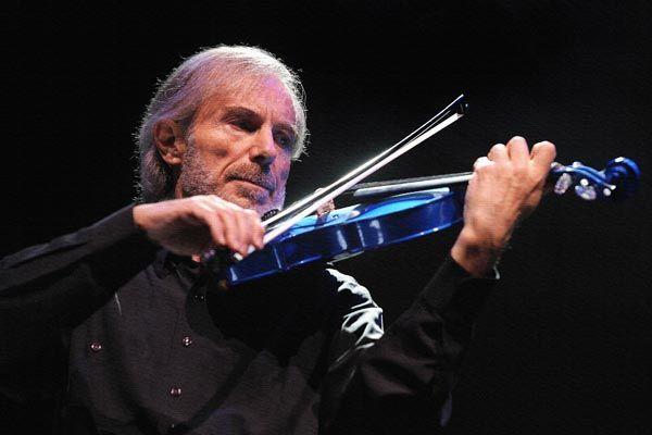 348. Постер: Jean-Luc Ponty - французский скрипач-виртуоз и джазовый композитор