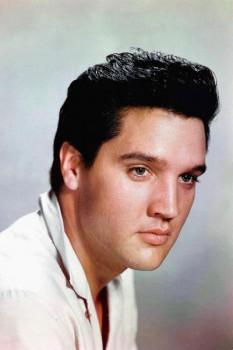 352. Постер: Elvis Presley, портрет