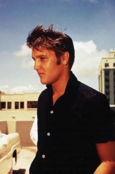 357. Постер: Elvis Presley в Нью-Йорке