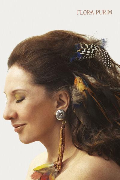 360. Постер: Flora Purim, обладательница редкого голоса с диапазоном в 6 октав