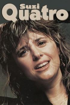 361-2. Постер: Suzi Quatro в 1979 году