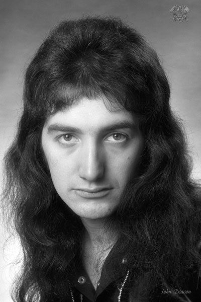 371-4. Постер: John Deacon