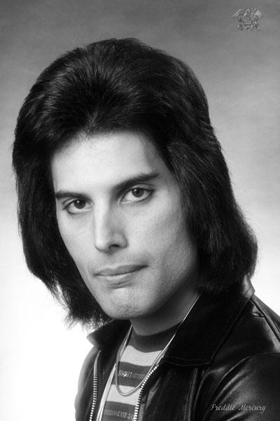 371. Постер: Freddie Mercury