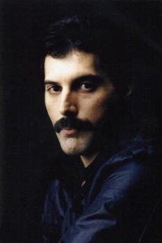 373. Постер: Freddie Mercury, портрет