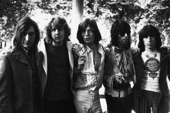 377. Постер: the Rolling Stones - британская рок-группа, одна из влиятельнейших и успешных групп в истории рока