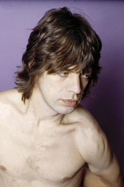 381. Постер: Mick Jagger, вокалист и лидер группы the Rolling Stones