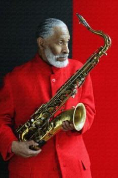 389. Постер: Sonny Rollins - американский джазовый тенор-саксофонист