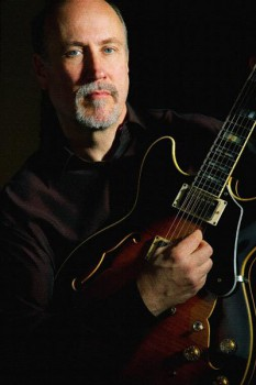 396. Постер: John Scofield - американский Jazz-Rock гитарист и композитор