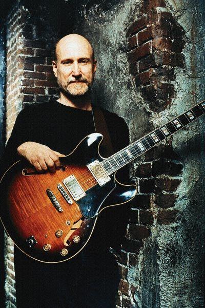397. Постер: John Scofield - настоящий виртуоз гитары в стилях jazz fusion, funk, blues, soul