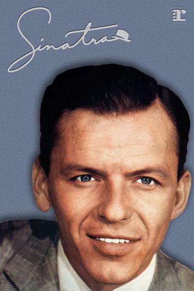 400. Постер: Великий классик эстрады - Frank Sinatra
