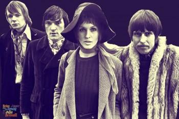 408. Постер: Британский джаз-роковый проект - Brian Auger and the Trinity @ Julie Driscoll