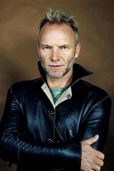 426. Постер: Sting в 2009