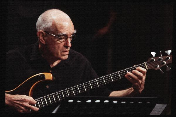 429. Постер: Steve Swallow - американский джазовый бас-гитарист и композитор