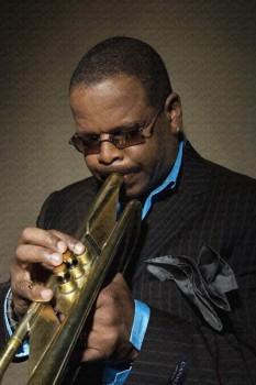 431. Постер: Blanchard Terence - американский джазовый трубач, композитор, аранжировщик