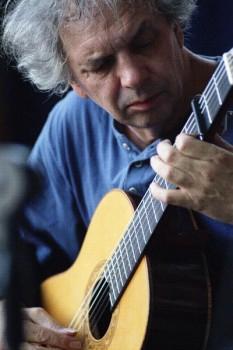 432. Постер: Ralph Towner - американский мульти-инструменталист, композитор и аранжировщик