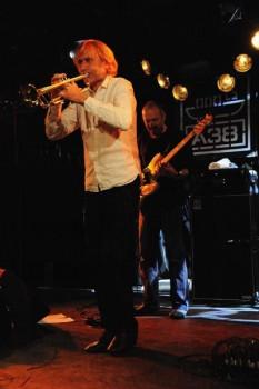 433. Постер: Erik Truffaz - культовый французский джазовый трубач