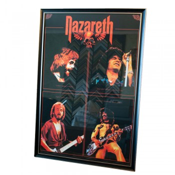 11. постер Nazareth