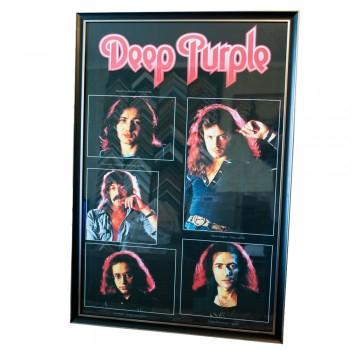 12. постер Deep Purple