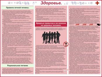 036. Плакат: Здоровье (Часть 2)