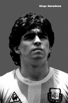 094. Постер: Diego Maradona