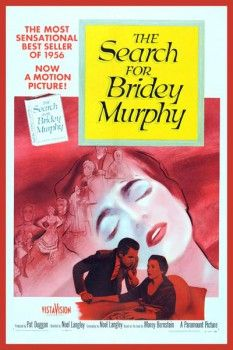 098. Ретро плакат западных стран: The Search for Bridey Murphy