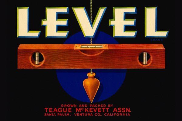 164. Иностранный плакат: Level