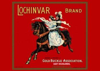 179. Иностранный плакат: Lochinvar brand