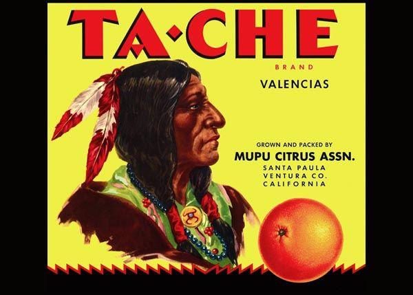212. Иностранный плакат: Ta-Che brand