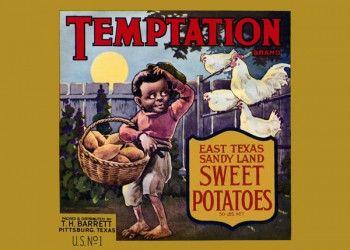 215. Иностранный плакат: Temptation brand
