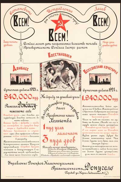 1827. Советский плакат: Всем! Всем! Всем!